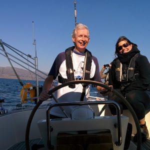 Sail the Wild Atlantic Way when you visit the Sheep's Head peninsula
