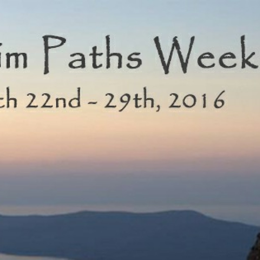 Pilgrim Path's Week 2016 Cork