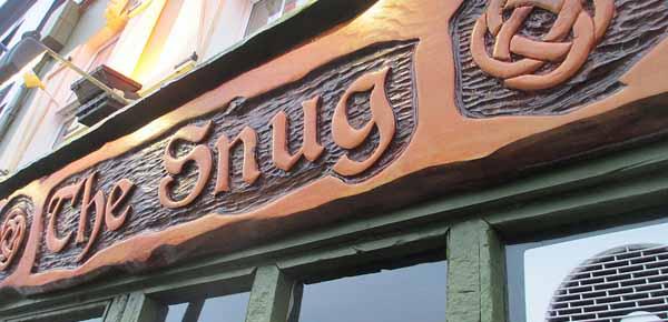 The Snug Bantry: Image, Creative Commons/Flickr (@Matt from London)