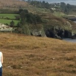 Young people walking on the Sheep's Head Way Ireland