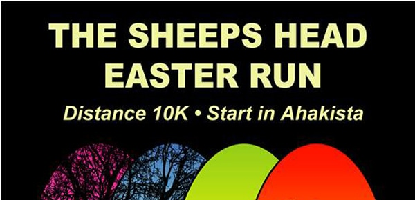 Sheep's Head Easter Run 2019 @ Ahakista Village | Ahakista | Cork | Ireland