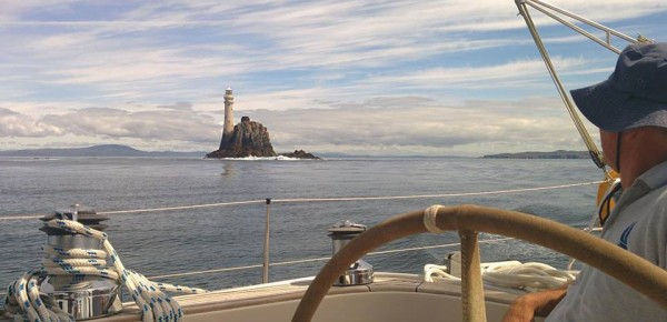 Sailing Around Fastnet West Cork Cruise Experience