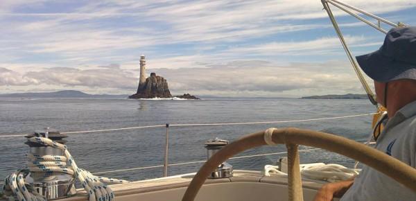 Sailing Around Fastnet West Cork Cruise Experience
