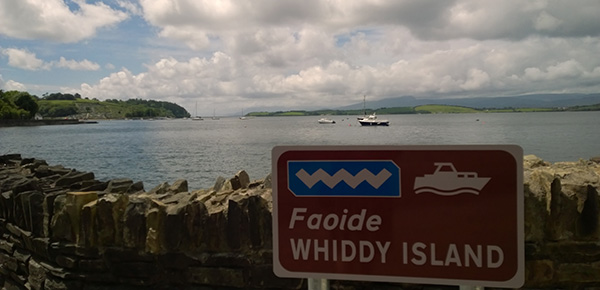Walk and Whiskey Tour on Whiddy Island @ Whiddy Island | County Cork | Ireland