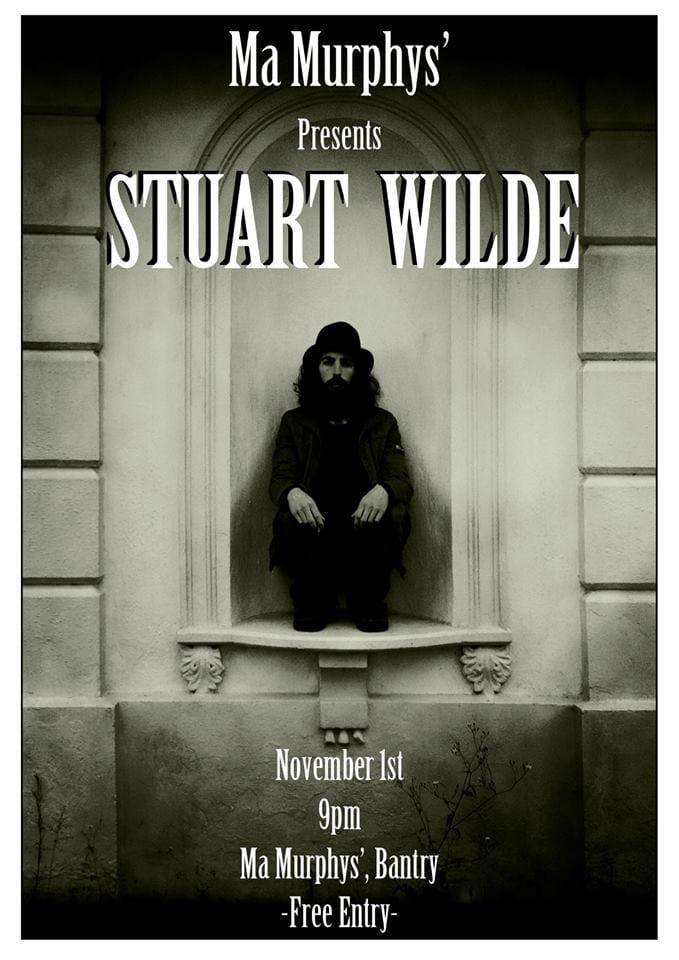 Stuart Wilde - Live Music @ Ma Murphy's   Bantry   Cork   Ireland