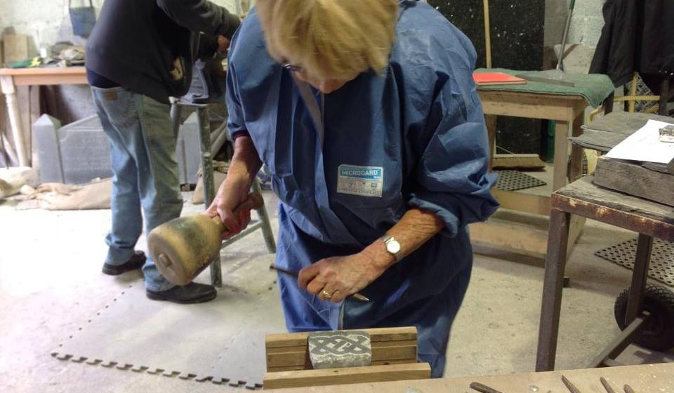 Stone-Carving Workshop Ireland