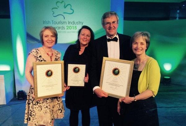 Irish Tourism Industry Awards 2015