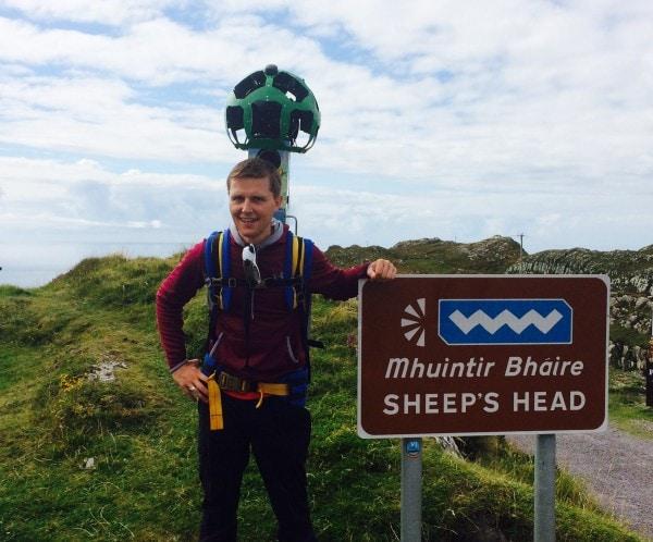 Google Trekker Sheep's Head Way