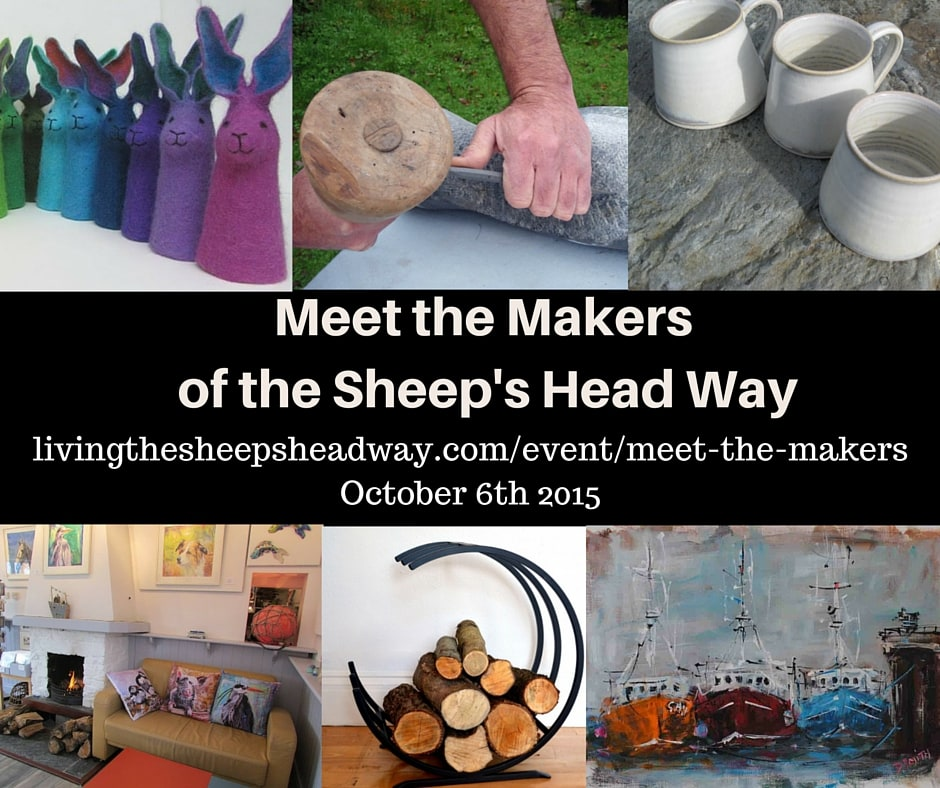 Meet the Makers of the Sheep's Head Way @ Sheep's Head peninsula | Ireland