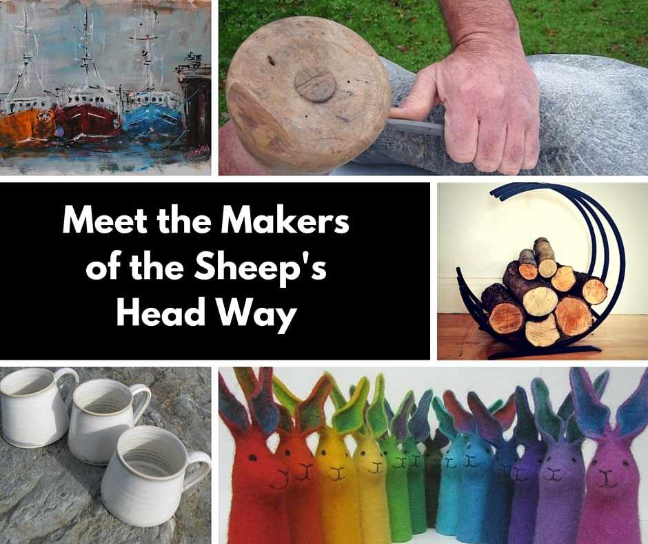 Meet the Makers West Cork Craft Tour