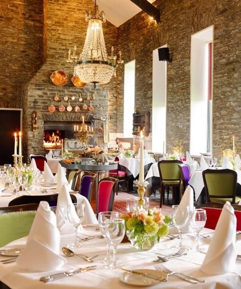 Blairscove Restaurant