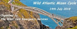 Wild Atlantic Mizen Charity Cycle @ Bantry Fire Station | Bantry | County Cork | Ireland