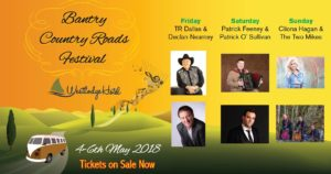 Bantry Country Roads Music Festival @ Westlodge Hotel | Bantry | County Cork | Ireland