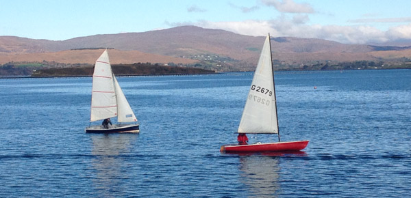 Bantry Bay Sailing Club Dinghy Courses