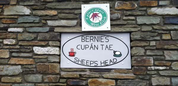 Bernie's Cupán Tae