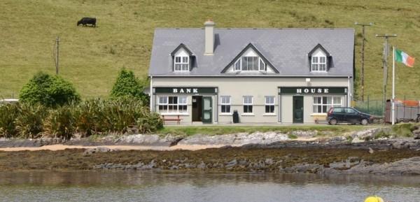 Bank House Whiddy Island